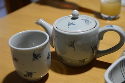 [画像がありません]そば茶