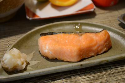 [画像がありません]焼鮭