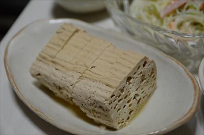 [画像がありません]こも豆腐