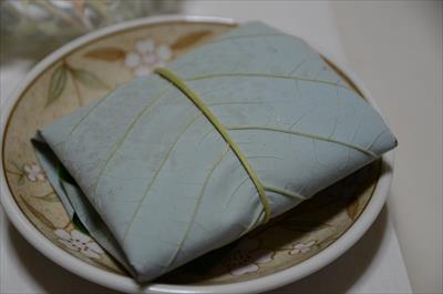 [画像がありません]朴葉寿司