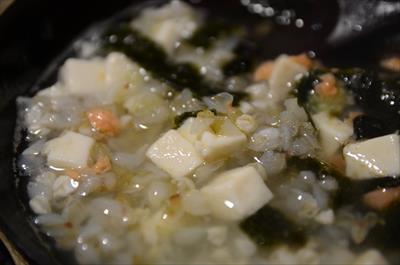 [画像がありません]蕎麦の実雑炊