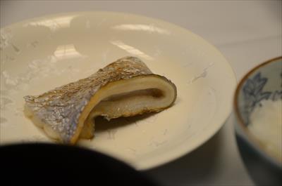 [画像がありません]太刀魚塩焼き