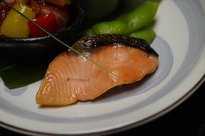 [画像がありません]秋鮭西京焼