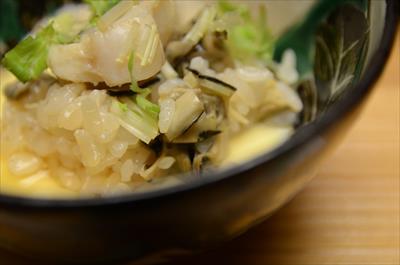 [画像がありません]牡蠣ご飯