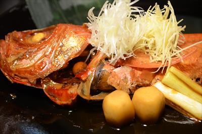 [画像がありません]金目鯛煮付け