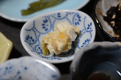 [画像がありません]2種の豆のクリーム和え
