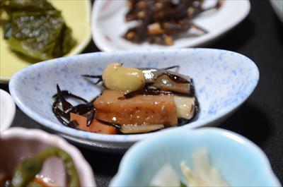 [画像がありません]ひじきと大豆の煮物