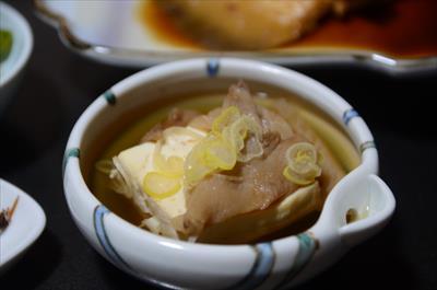 [画像がありません]豆腐煮