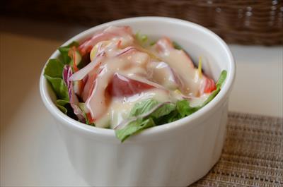 [画像がありません]サラダ