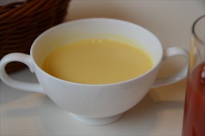 [画像がありません]コーンスープ