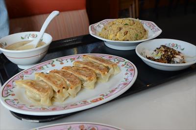 [画像がありません]炒飯定食