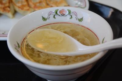 [画像がありません]玉子スープ