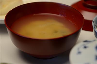 [画像がありません]しじみのお味噌汁