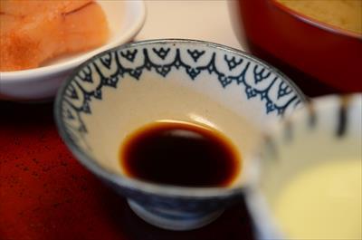 [画像がありません]焼き海苔のお醤油
