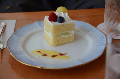 [画像がありません]季節のショートケーキ