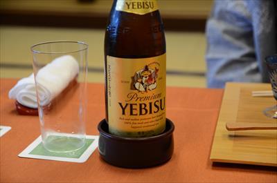 [画像がありません]エビスビール