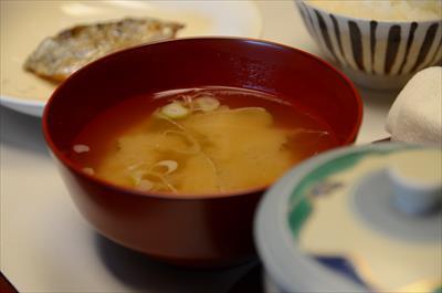 [画像がありません]あさりのお味噌汁