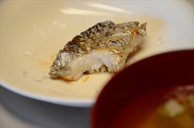 [画像がありません]太刀魚幽庵焼き