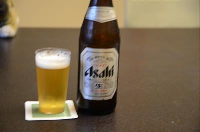 [画像がありません]湯上りビール