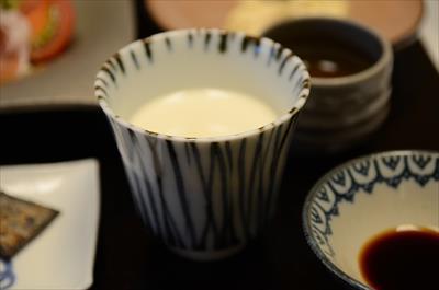 [画像がありません]豆乳