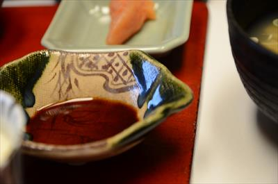 [画像がありません]焼海苔のお醤油
