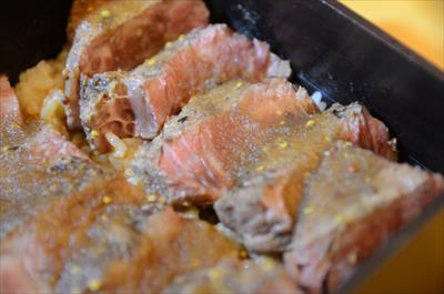 [画像がありません]仙台牛炭火焼ステーキ重
