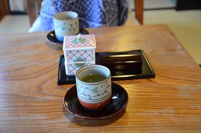 [画像がありません]おめざのお茶