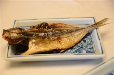 [画像がありません]焼き魚