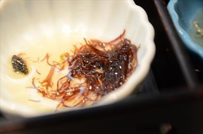 [画像がありません]海藻+ゴマ酢