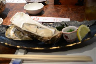 [画像がありません]焼き牡蠣
