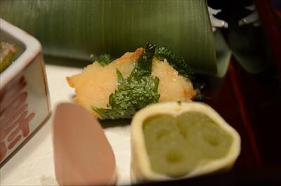 [画像がありません]海老真薯紫蘇揚げ