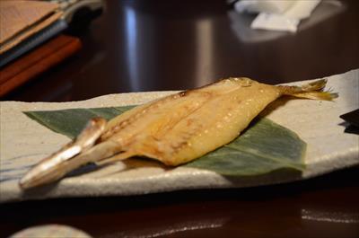 [画像がありません]焼き魚(かます)