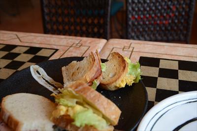 [画像がありません]グルメサンドイッチ