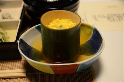 [画像がありません]素麺竹筒
