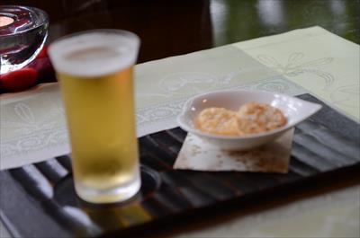 [画像がありません]ひと口ビール