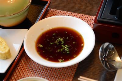 [画像がありません]湯豆腐のタレ
