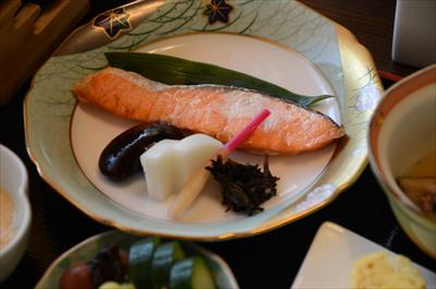 [画像がありません]焼き鮭