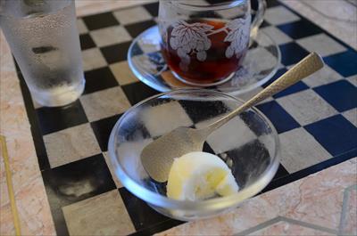 [画像がありません]柚子のシャーベット