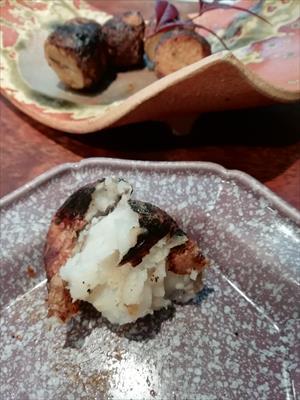 [画像がありません]里芋醤油焼き