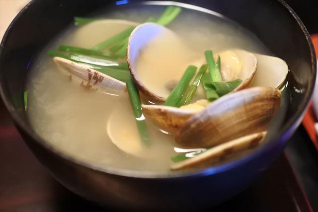 [画像がありません]味噌汁